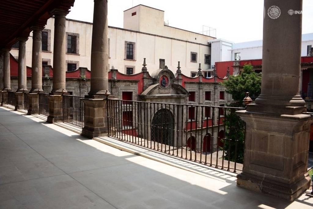 Museo Nacional de las Culturas del Mundo : Foto © Maurciio Marat, INAH