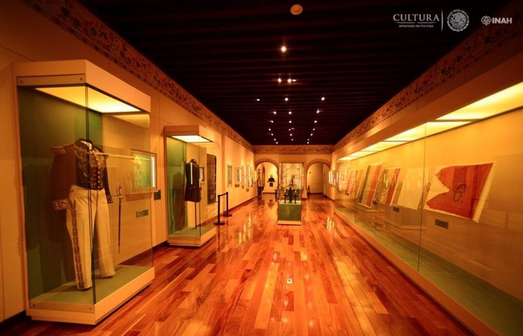 Museo Nacional de las Intervenciones : Foto © Mauricio Marat, INAH