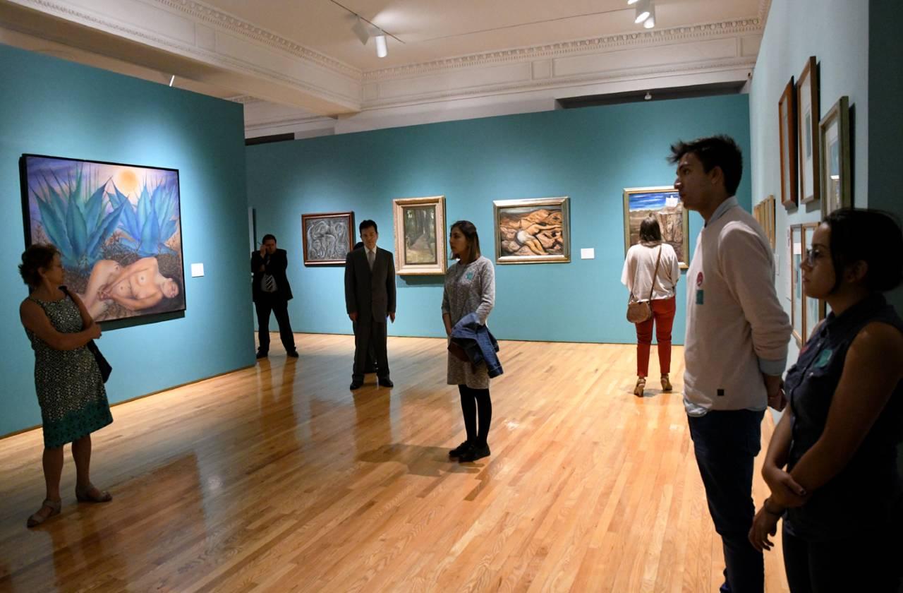 La Melancolía llega al Museo Nacional de Arte : Fotografía © ALR / Conaculta