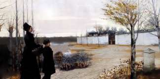 Félix Parra, Solo, 1898 : © Colección Particular