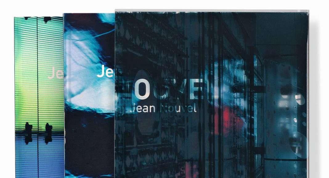Jean Nouvel. Complete Works 1970-2008, Philip Jodidio, Tapa dura, 2 vols. en estuche de acrílico, 29 x 36,8 cm, 898 páginas : Cover © TASCHEN