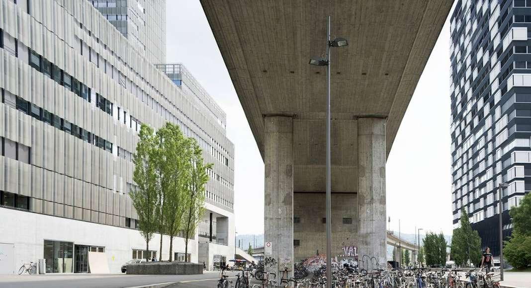 HOUSE 2 - COUNTER CITY instalación diseñada por el laboratorio ALICE de la EPFL : ©Anna Positano - www.opfot.com