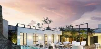 L´Ôtel Dôce 18 Gana premio como mejor hotel boutique de México : Fotografía © Dôce 18 Concept House