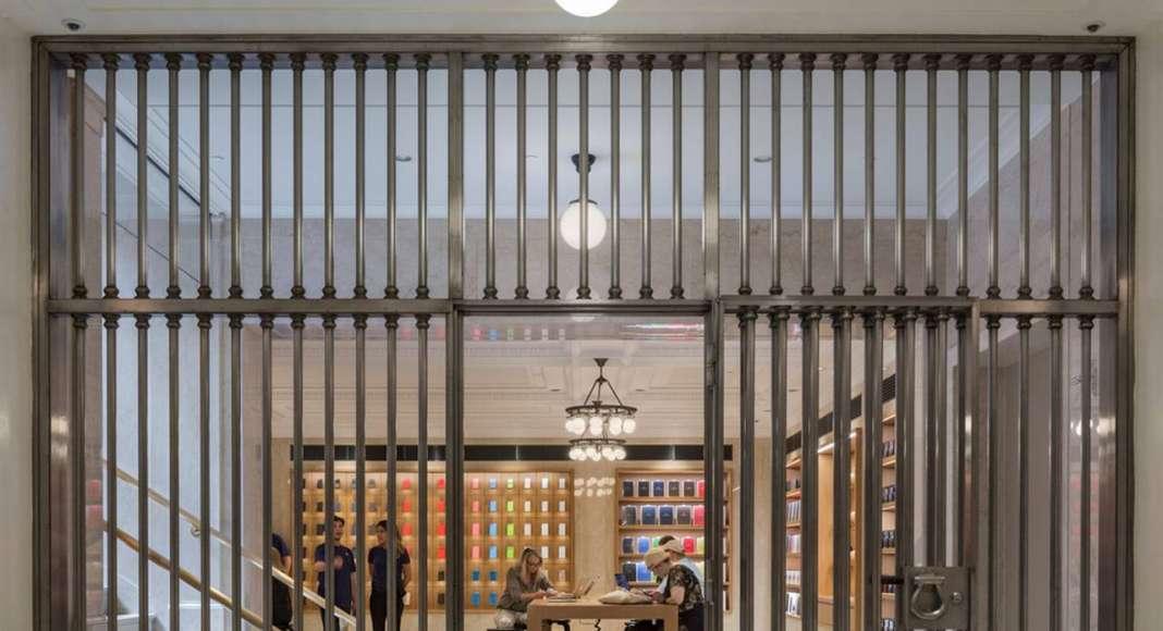 Apple Store, Upper East Side : Photo credit © Peter Aaron