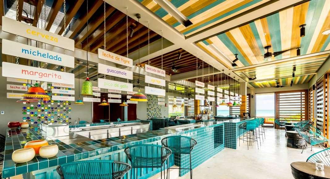 Andaz Mayakoba Resort Olla Ceviche : Fotografía © Andaz Mayakoba Resort