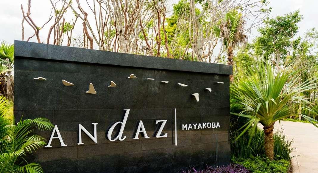Andaz Mayakoba Resort : Fotografía © Andaz Mayakoba Resort