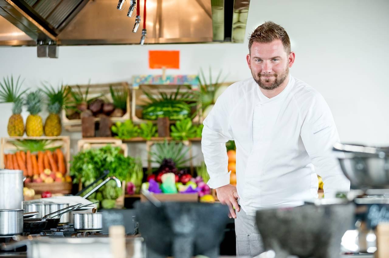 Andaz Mayakoba Resort Chef Ejecutivo Vincent Wallez  : Fotografía © Andaz Mayakoba Resort