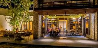 Andaz Mayakoba Resort Casa Amate Outside View : Fotografía © Andaz Mayakoba Resort