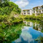 Andaz Mayakoba Resort Mangroove Lagoon View : Fotografía © Andaz Mayakoba Resort