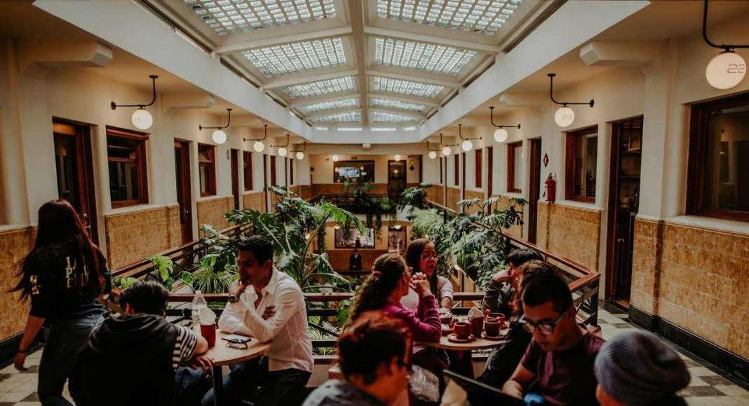 Barrio Alameda un espacio cultural en la Alameda Central : Foto © Barrio Alameda