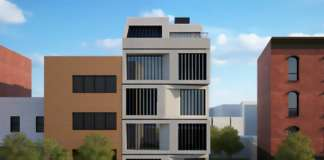 Rendering of 137 Carlton Avenue : Render © BCN Development