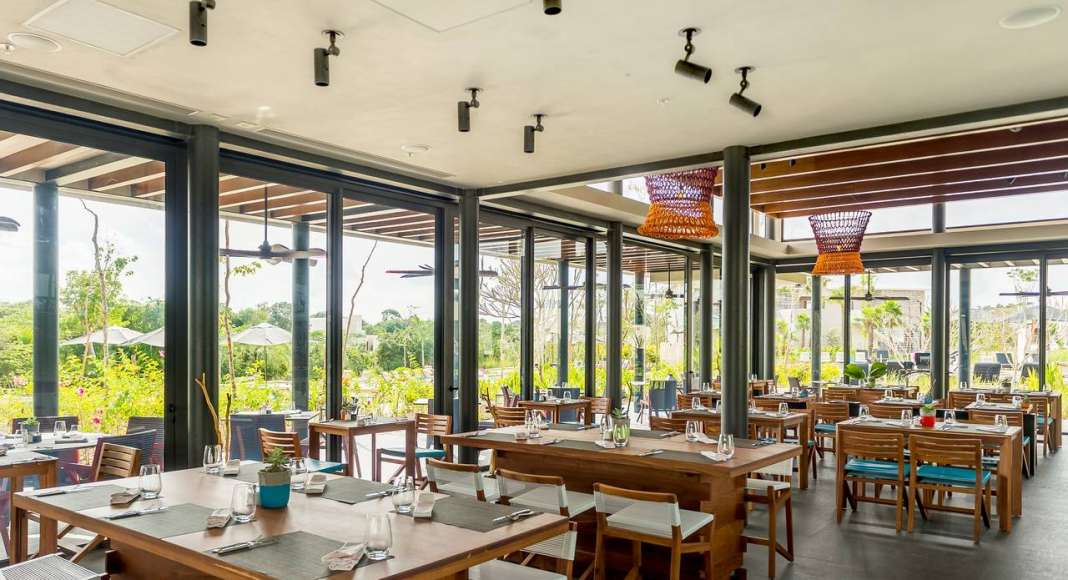 Andaz Mayakoba Resort Cocina Milagro : Fotografía © Andaz Mayakoba Resort