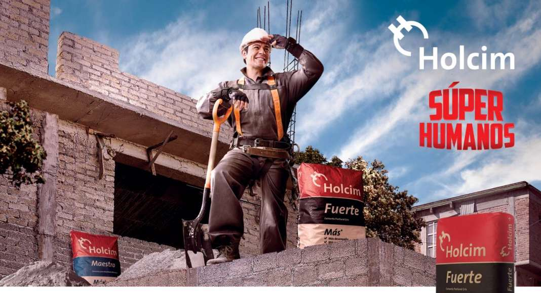 """Campaña de Holcim México """"Súper Humanos"""" Capitán Aéreo (tendero) : Fotografía © Holcim México"""