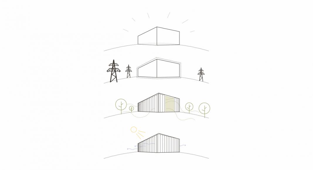 Proyecto de la Facultad de Medicina de São José dos Campos : Drawing © Kaan Architecten