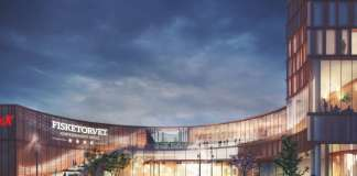 Schmidt Hammer Lassen Architects dirigirá el diseño del Fisketorvet - Copenhagen Mall : Render © Schmidt Hammer Lassen Architects
