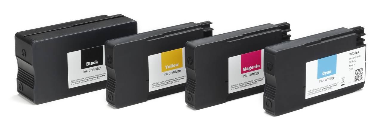 Thermal Inkjet SI-1300 Inks : Fotografía © HP México