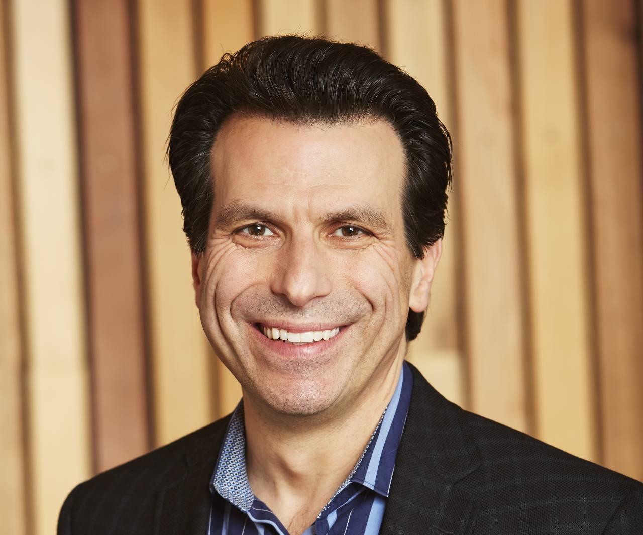Andrew Anagnost, Presidente y CEO de Autodesk : Fotografía cortesía de © Autodesk