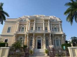 El Palacio Cantón, sede del Museo Regional de Antropología e ícono de la Ciudad de Mérida, Yucatán : Foto © Héctor Montaño, INAH