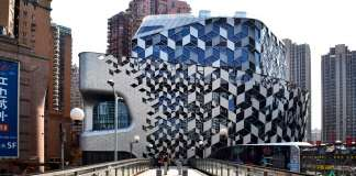 Ben van Berkel/UNStudio completa Lane 189 en la Ciudad de Shanghai : Photo © Eric Jap