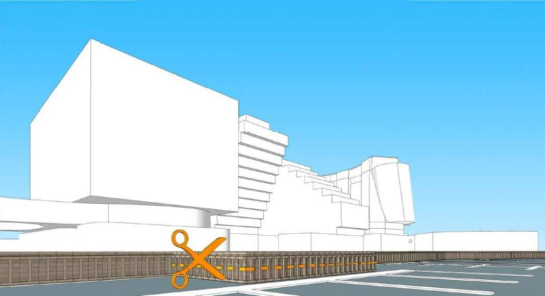 Hollwich Kushner presenta el diseño para el proyecto Wharf Marina : Diagram © Hollwich Kushner
