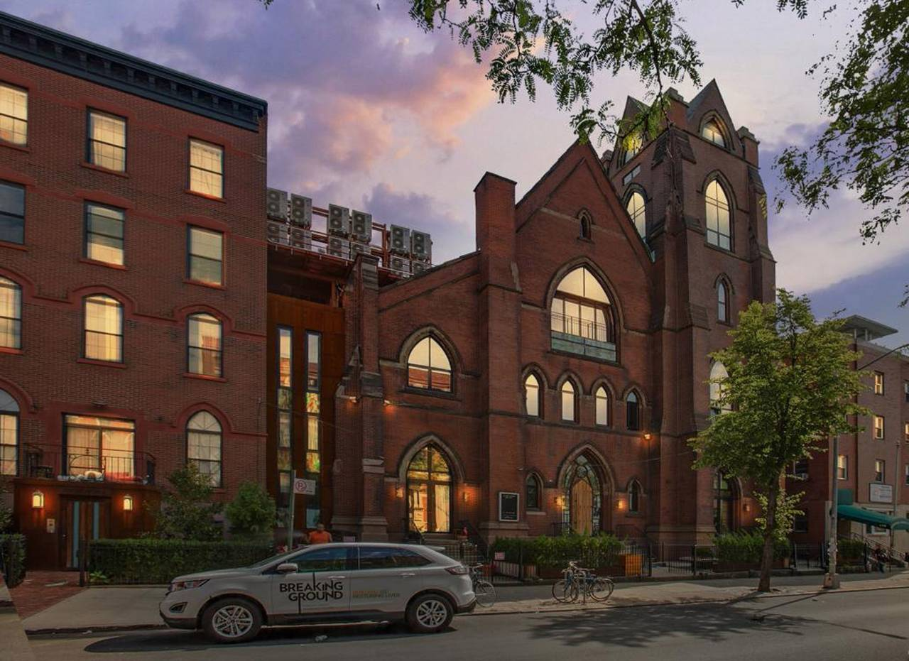 BQDA Adaptive Reuse/Historic Preservation Award of Excellence, Queens Chapter Award, and Best of Brooklyn Award - Spire Lofts - Zambrano Architectural Design (Brooklyn, NY) : Photo © ZAD