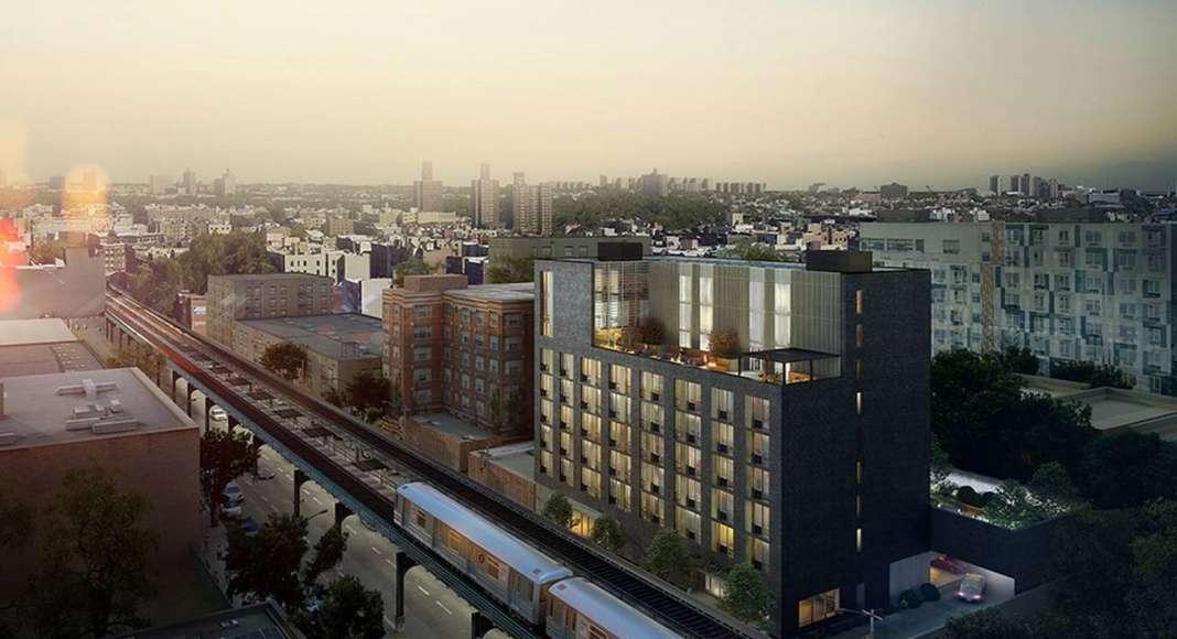 BQDA Unbuilt Award of Merit - 1490 Southern Boulevard - Bernheimer Architecture (Bronx, NY) : Photo © Bernheimer Architecture