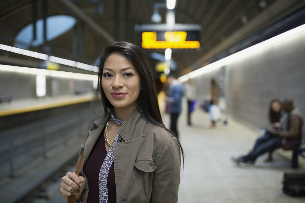 Sistemas del Metro : Fotografía © Schneider Electric México