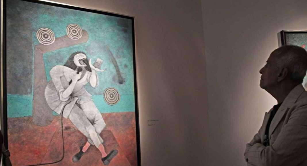 Rufino Tamayo, éxtasis del color en el Museo de Arte Moderno : Fotografía © México es Cultura