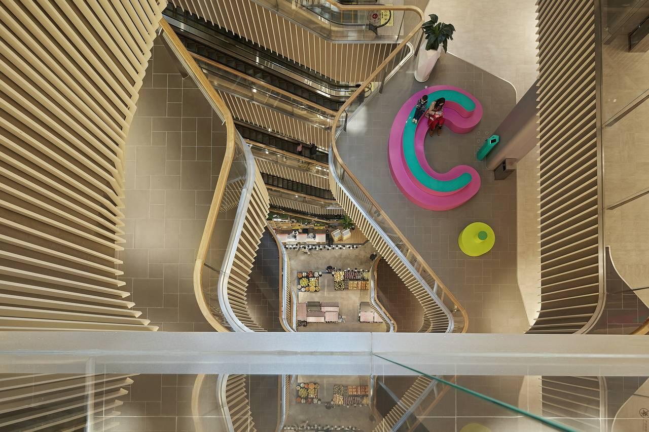 Ben van Berkel/UNStudio completa Lane 189 en la Ciudad de Shanghai : Photo © Hufton+Crow