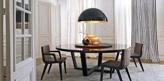 Xilos Table Acanto Chairs de la colección Maxalto : Fotografía © B&B Italia