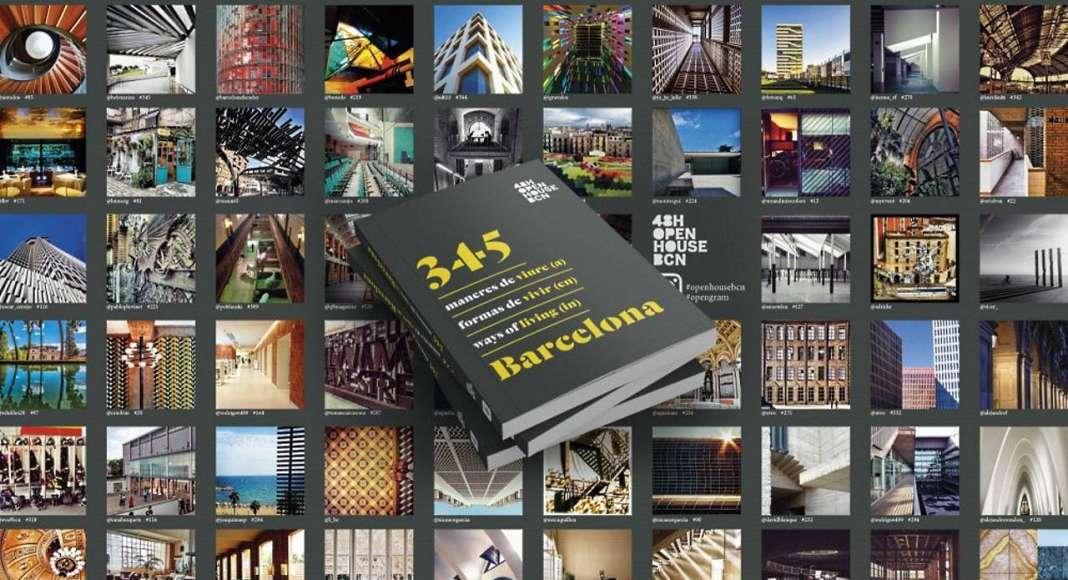 345 formas de vivir (en) Barcelona : Fotografía © Direcció d'Imatge i Serveis Editorials y © 48H Open House Barcelona
