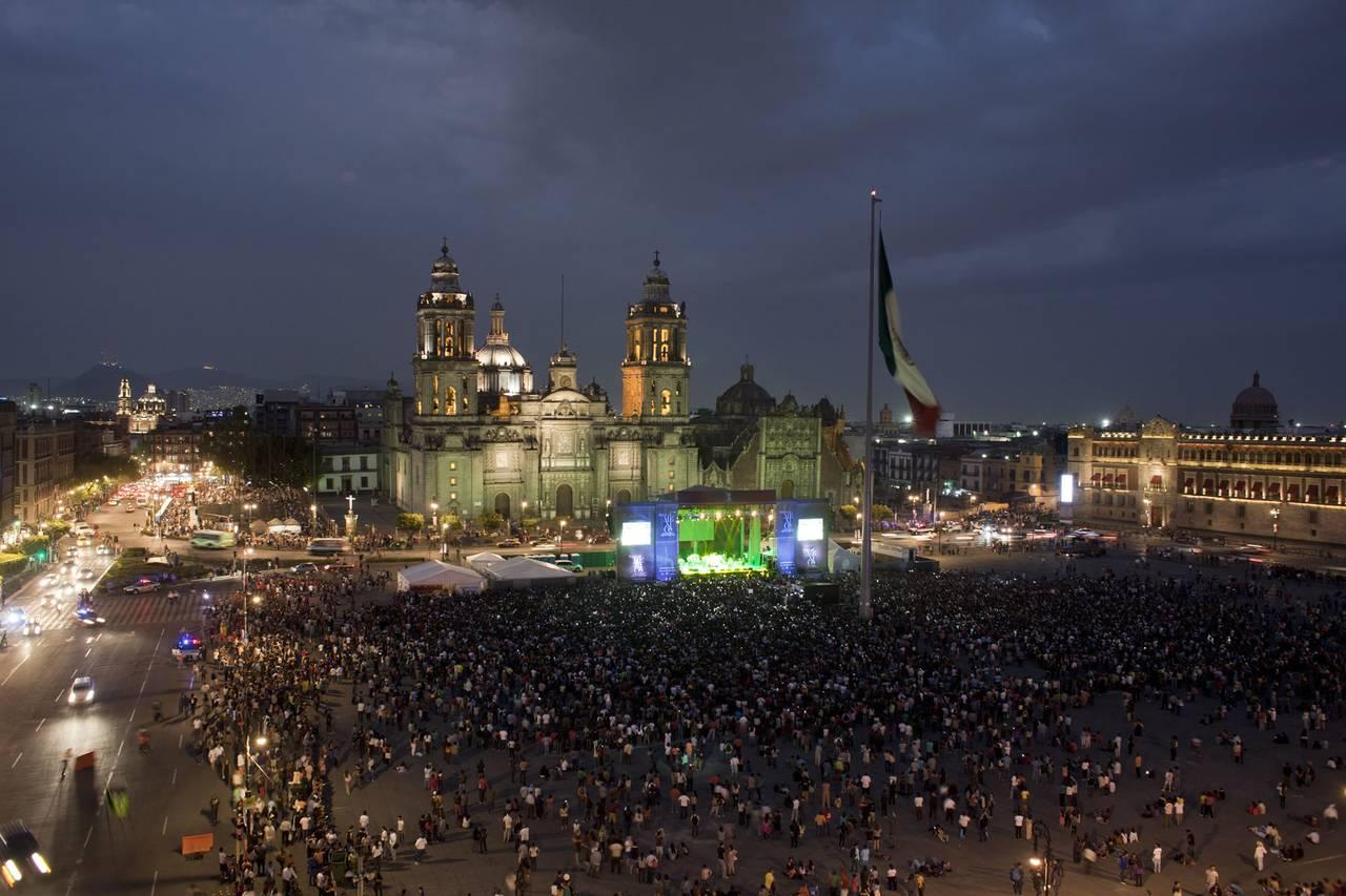 Centro Histórico de la Ciudad de México : Fotografía © CIP CDMX