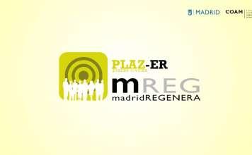 """Concurso """"PLAZ-ER. Plazas cívicas"""" : Imagen © COAM y © Ayuntamiento de Madrid"""
