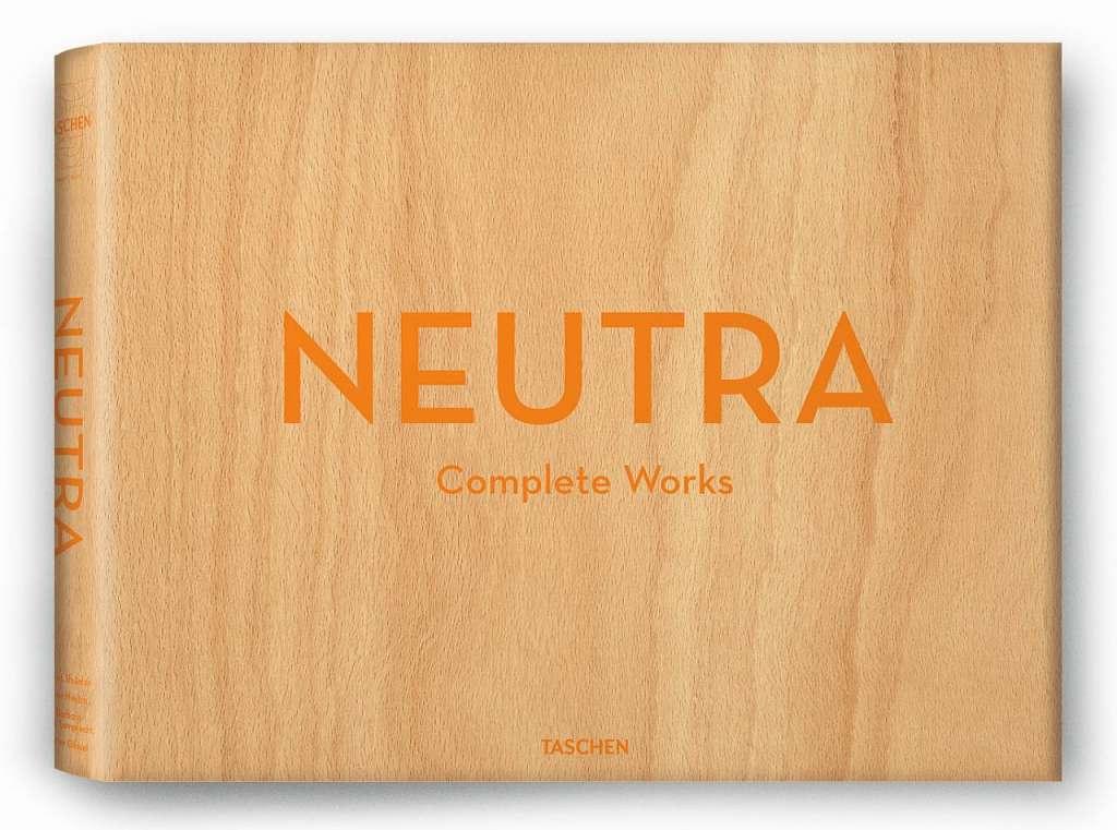Neutra. Complete Works, Barbara Lamprecht, Julius Shulman, Peter Gössel, Tapa dura, 33,2 x 25,7 cm, 464 páginas : Copyright © TASCHEN