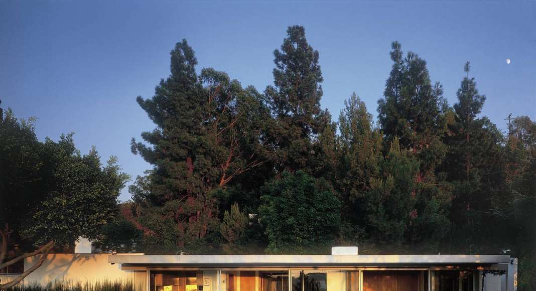 Richard Neutra, Eugene Loring House, 1959, Los Angeles, California : Copyright © Tim Street-Porter, Los Angeles, California/TASCHEN