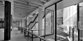 Colegio Oficial de Arquitectos de Madrid : Fotografía © COAM