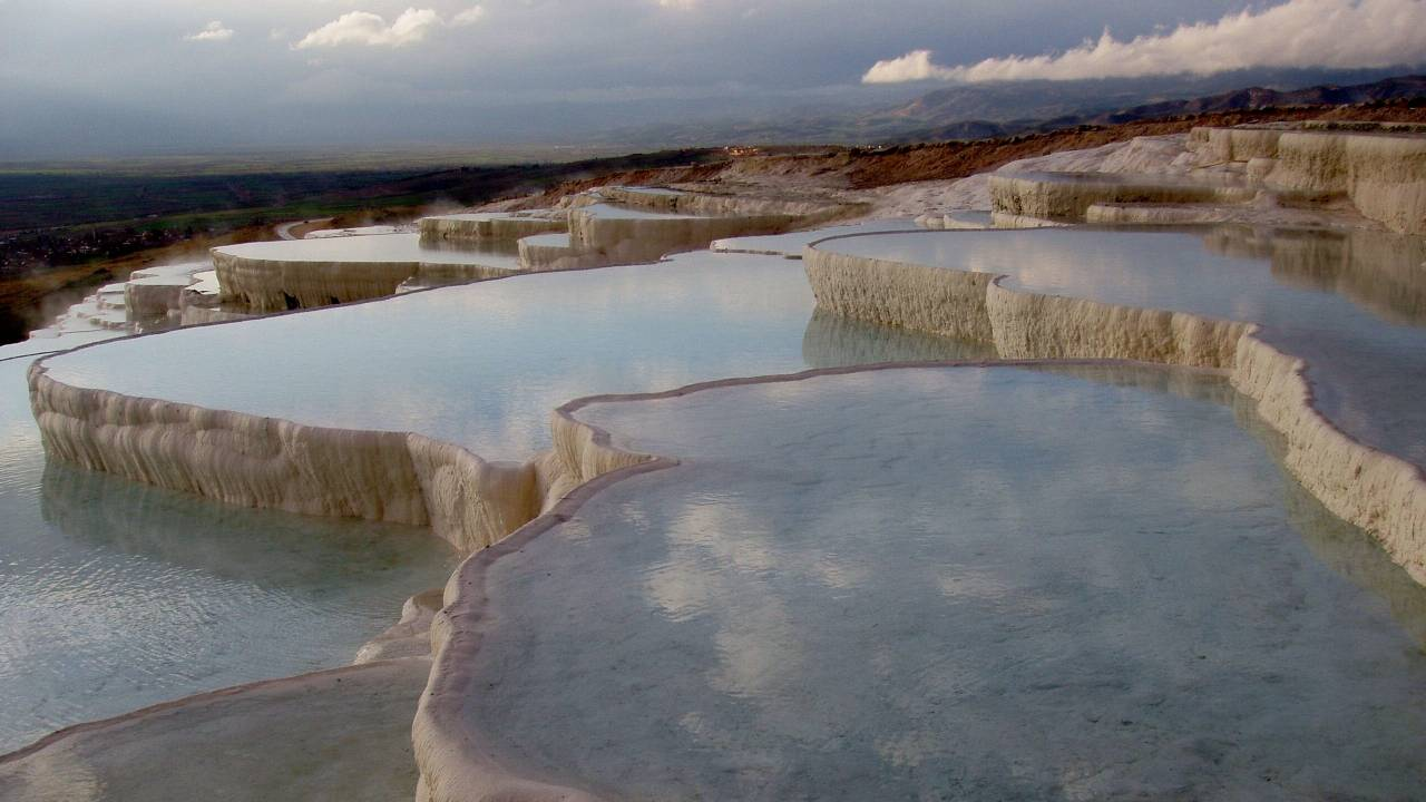 Concurso Pamukkale Landscape Obervatory : Photo © ReTHINKING Architecture Competitions