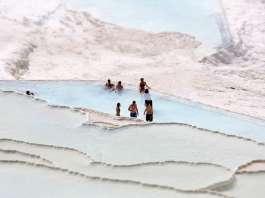 Concurso Pamukkale Landscape Obervatory : Photo © ReTHINKING Architecture Competitions