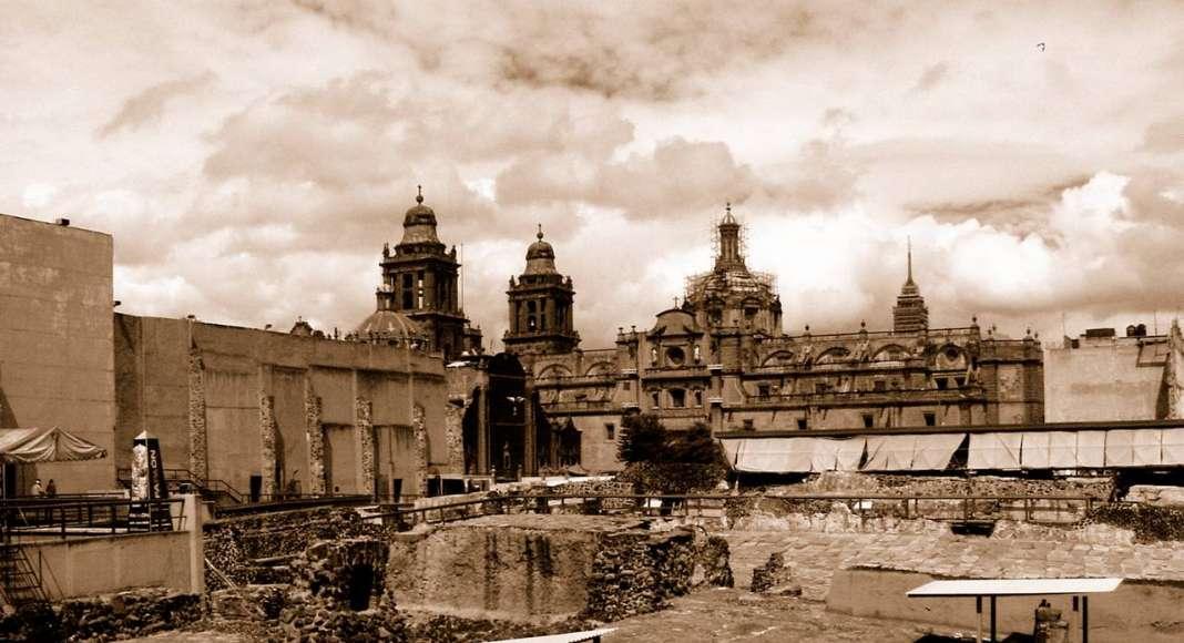Templo Mayor de la Ciudad de México : Fotografía © CIP CDMX