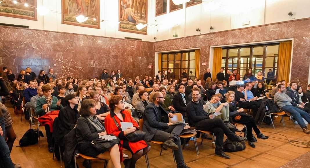 New Generations Festival 2014 en Florencia: Pecha Kucha Night durante la inauguración de la segunda edición : Photo © Raffaele Bernardo