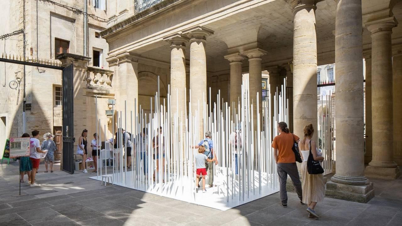 Festival des Architectures Vives (FAV) Edición 2017