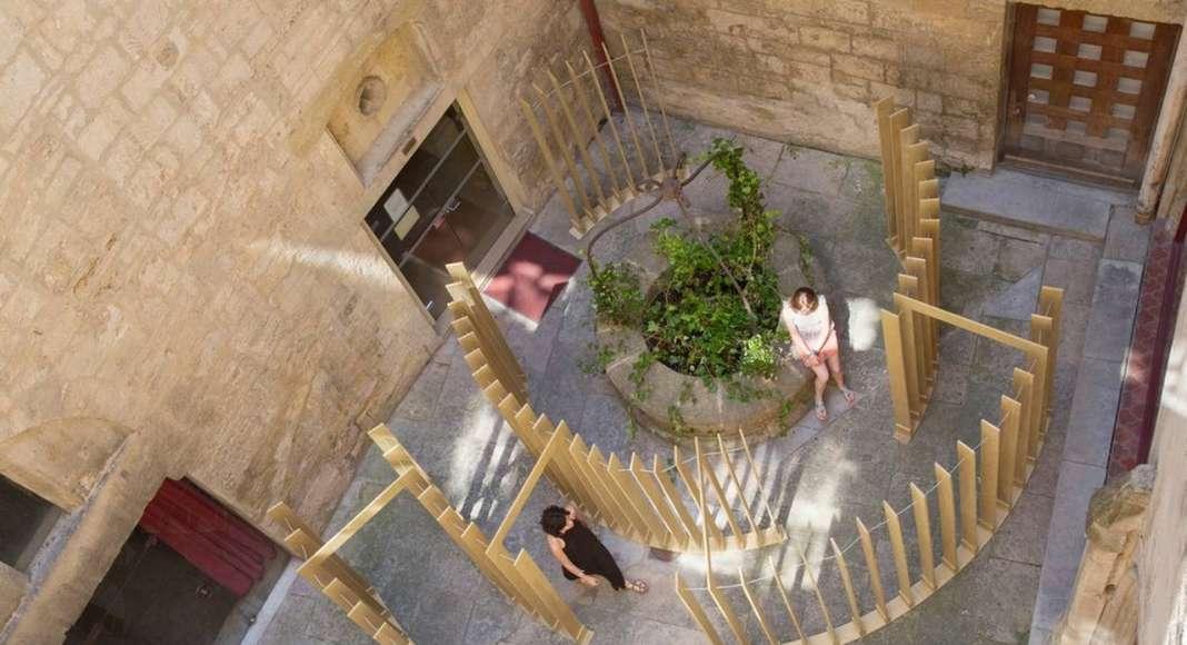 Concéntrico - A travers : Photo credit ©photoarchitecture.com