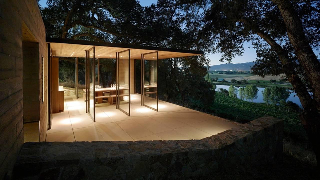 Walker Warner Architects Reconocido por el AIA San Francisco por Quintessa Pavilions