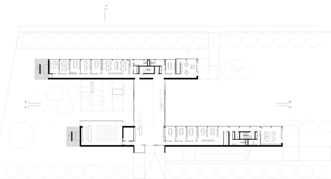 Ground Floor Plan : Photo credit © GEZA