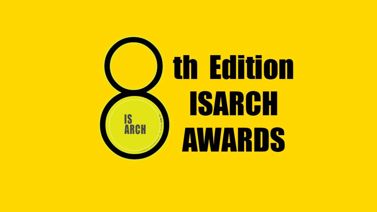 8° Edición de los Premios ISARCH para Estudiantes de Arquitectura