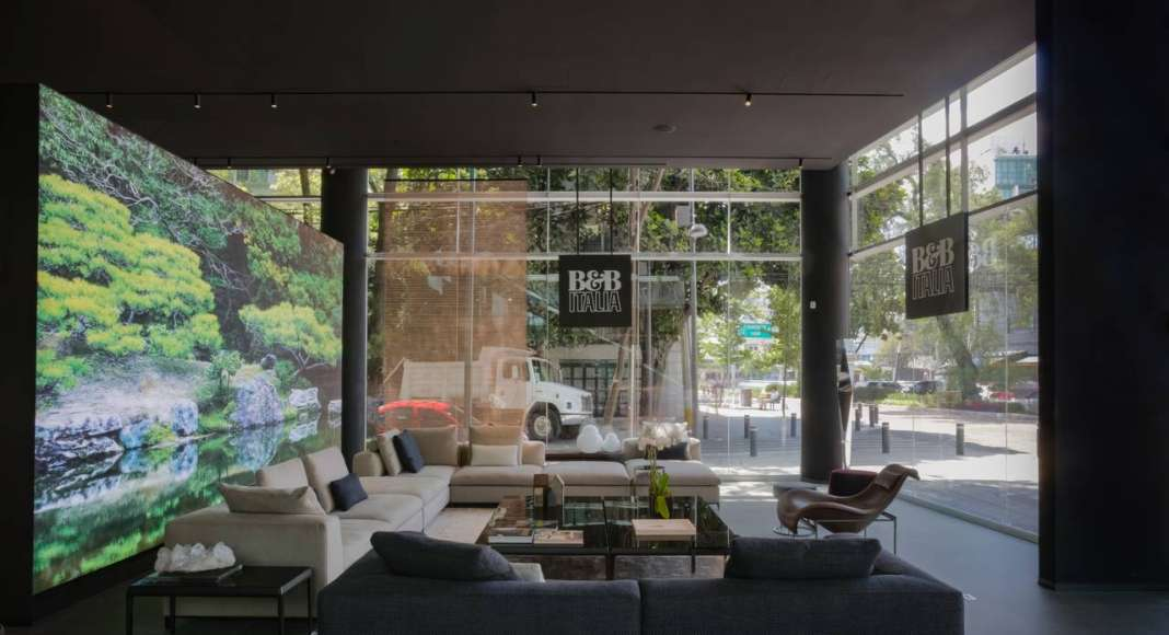 B&B Italia abre en la Ciudad de México una nueva monomarca : Fotografía © B&B Italia
