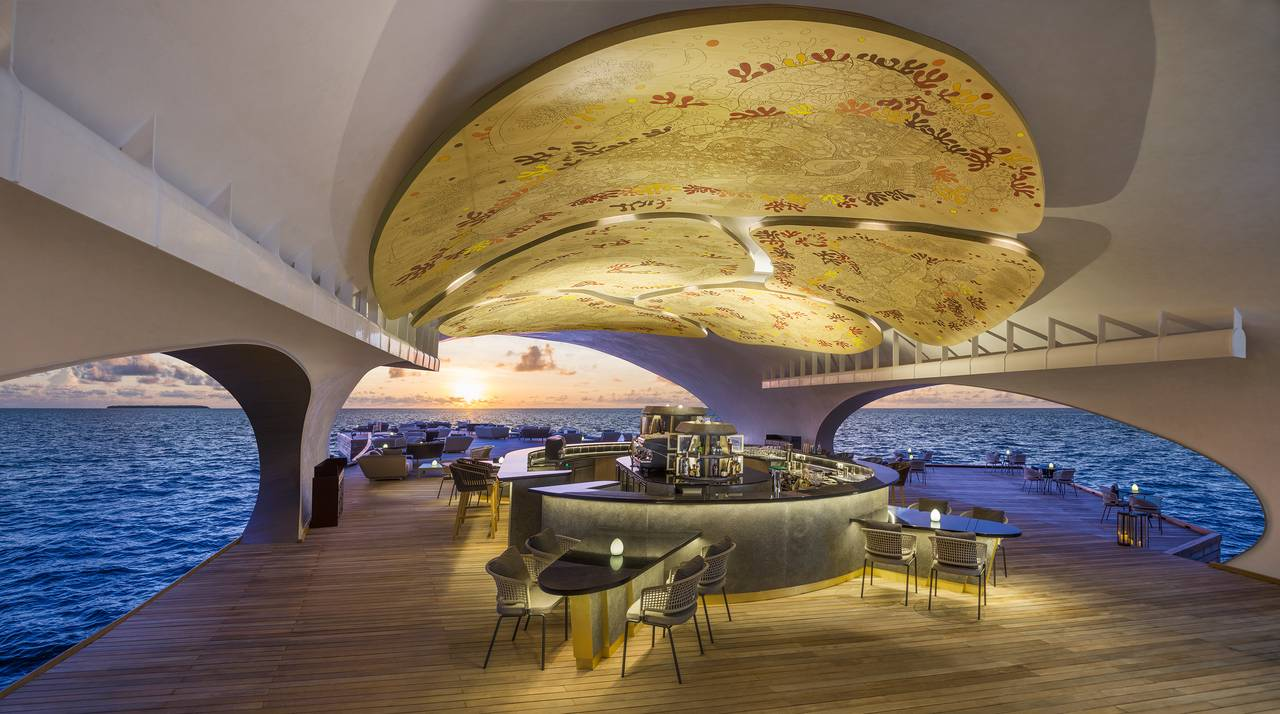 Bars & Restaurants Category - The Whale Bar by WOW Architects Warner Wong Design : Photo courtesy of © INSIDE: World Festival of Interiors
