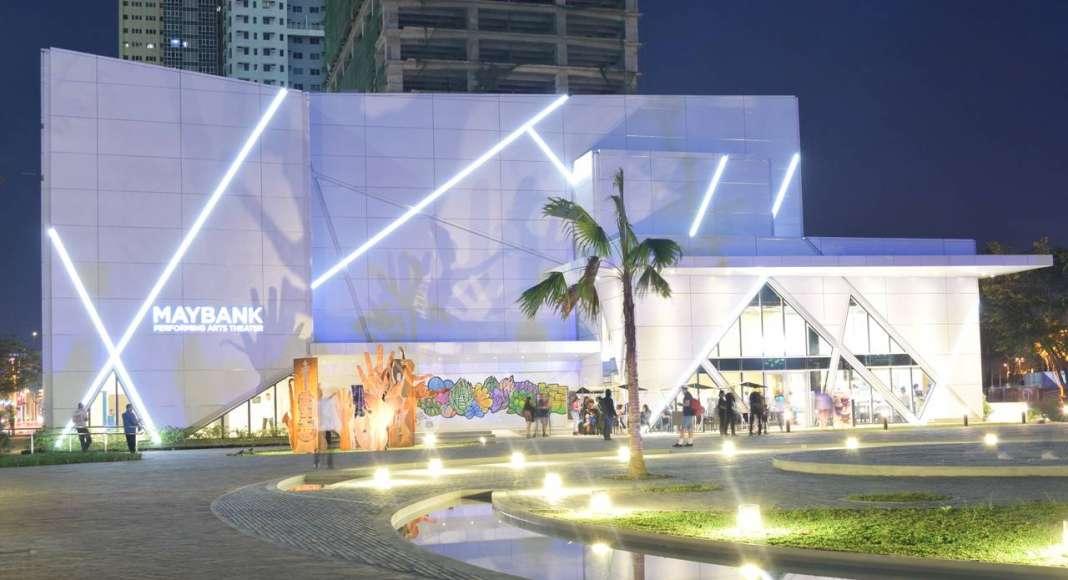 Premio Andrea Palladio Internacional Bonifacio Global City Arts Center : Fotografía cortesía del © Premio Internacional Dedalo Minosse