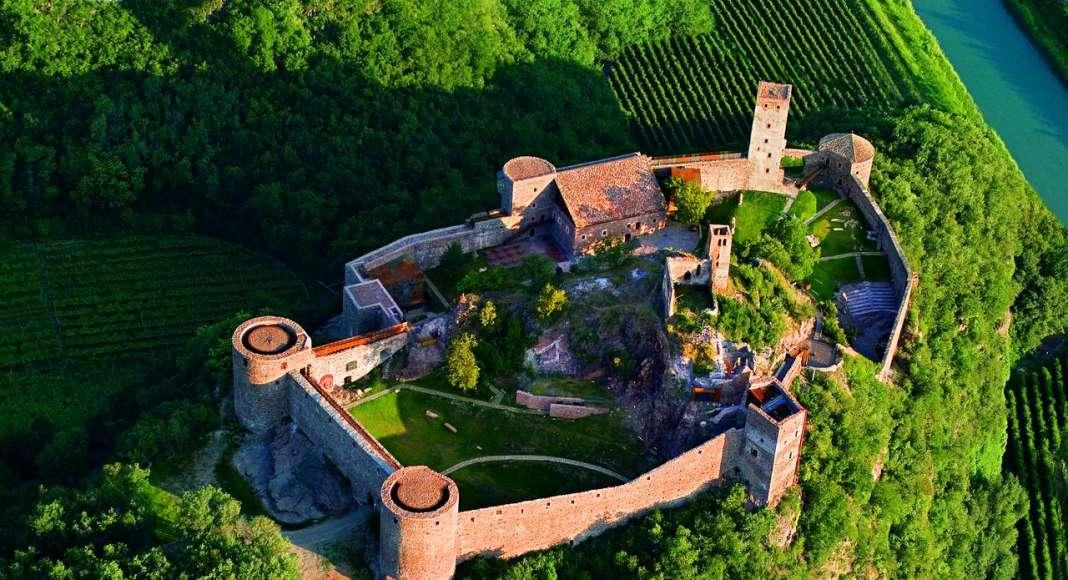 Premio Andrea Palladio Italia MMM Firmian - Castel Firmiano (BZ) : Fotografía cortesía del © Premio Internacional Dedalo Minosse