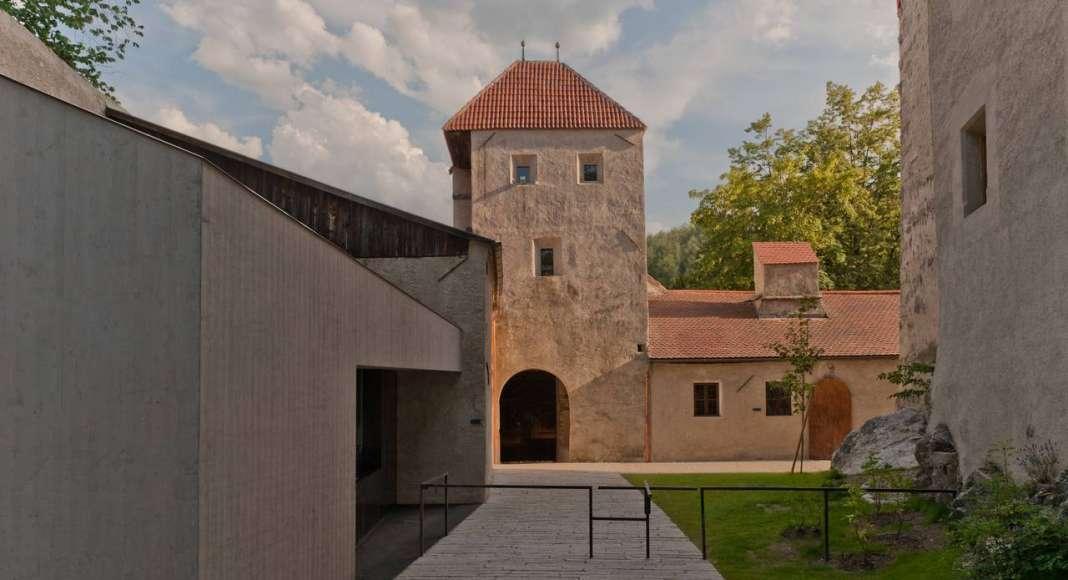 Premio Andrea Palladio Italia MMM Ripa - Brunico (BZ) : Fotografía cortesía del © Premio Internacional Dedalo Minosse